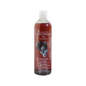 Officinalis Shampoo - Blueberry - 500 ml