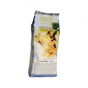 Officinalis Mash Treat - Lijnzaad, wortel en citroenmelisse - 900 g