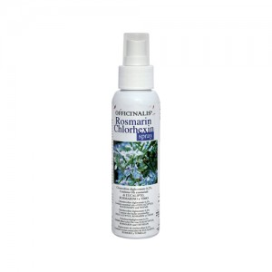 Officinalis Rosemarin Chlorhexin Spray - 125 ml