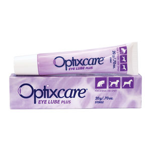 Optixcare Eye Lube Plus – 20 gram