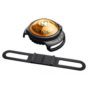 Orbiloc LED veiligheidslamp – Geel