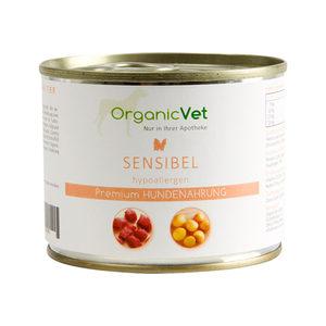 OrganicVet Dog Sensible - 6 x 200 gram