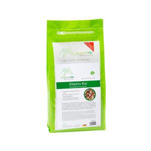 OrganicVet Dog Vitaminekuur – 2 kg
