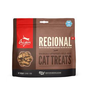 Orijen Cat Treat Freeze Dried – Regional Red – 35 g