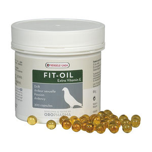 Oropharma Fit-Oil - 300 capsules