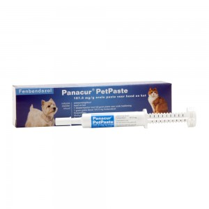 Panacur PetPaste – 1 injector