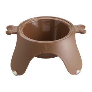 Petego Yoga Pet Bowl - Bruin - Medium