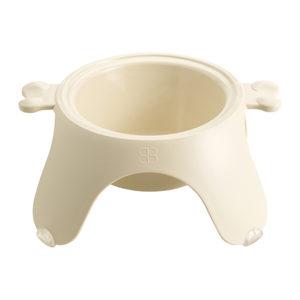 Petego Yoga Pet Bowl - Ivoor - Large
