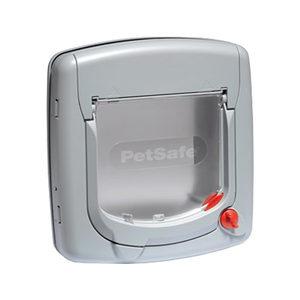 Petsafe Staywell Deluxe Kattenluik - Grijs kopen