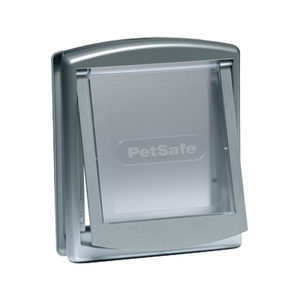 Petsafe Staywell Original 2-Way Huisdierluik - Small - Zilver