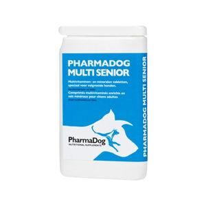 PharmaDog Multi Senior – 60 tabletten