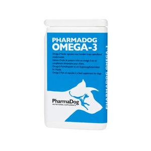 PharmaDog Omega-3 - 120 capsules