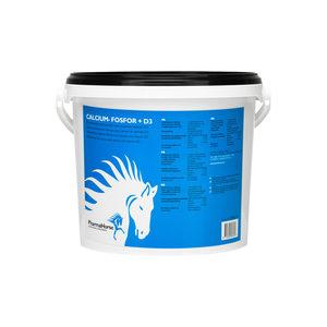 PharmaHorse Calcium-Fosfor + D3 - 3 kg