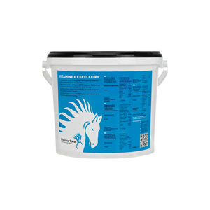 PharmaHorse Vitamine E Excellent - 3 kg