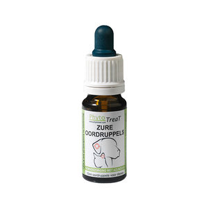 Phytotreat Zure Oordruppels – 10 ml
