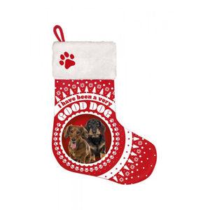 Plenty Gifts - Kerstsok Dashond