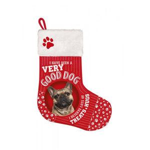 Plenty Gifts - Kerstsok Franse Bulldog