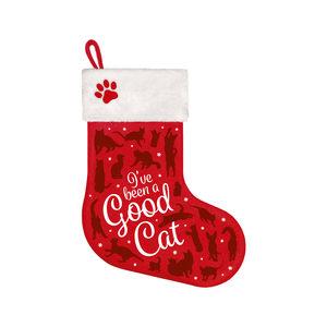 Plenty Gifts – Kerstsok Good Cat