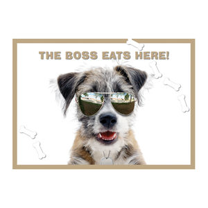 Plenty Gifts Placemats - The Boss