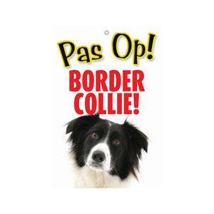 Plenty Gifts Waakbord – Border Collie
