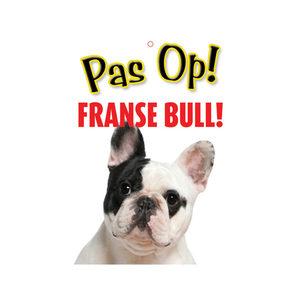 Plenty Gifts Waakbord – Franse Bulldog