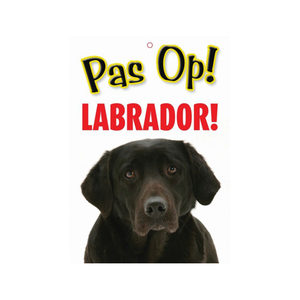 Plenty Gifts Waakbord – Labrador
