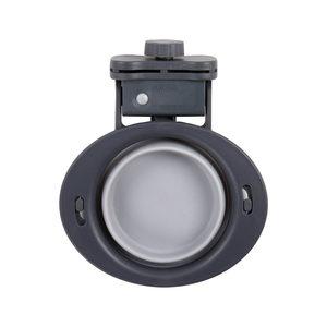 Popware Kennel Bowl - Light Grey - 590 ml