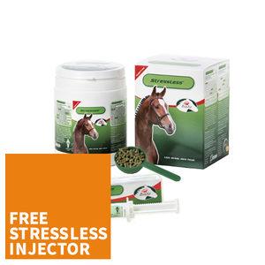 Primeval StressLess paard - 1260 g + gratis injector
