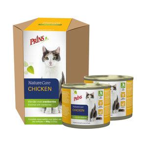 Prins NatureCare Cat – Chicken – 2 x 200 g