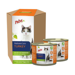 Prins NatureCare Cat - Turkey - 2 x 200 g