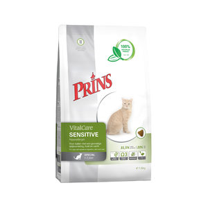 Prins VitalCare Cat Sensitive Hypoallergic - 5 kg