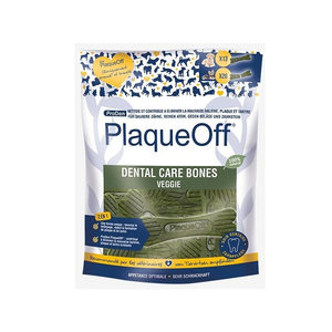 ProDen PlaqueOff Dental Care Bones – Veggie
