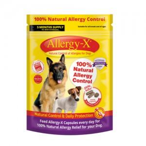 Allergy-X Capsules - 50 g