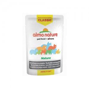 Almo Nature Classic - Nature Tonijn & Jonge Ansjovis - 24 x 55 gr