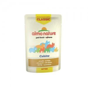 Almo Nature Classic - Cuisine Kitten - 24 x 55 gr