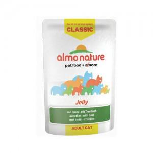 Almo Nature Classic - Jelly Tonijn - 24 x 55 gr