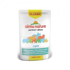 Almo Nature Classic - Light Oostdwergtonijn - 24 x 55 gr