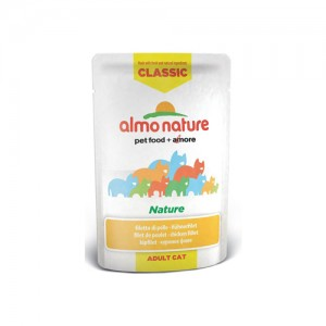 Almo Nature Classic - Nature Kipfilet - 24 x 55 gr