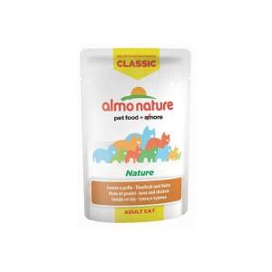 Almo Nature Classic - Nature Tonijn & Kip - 24 x 55 gr