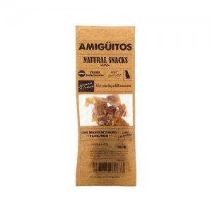 Amigüitos Dog Varkensbuik Bites - 80 gram