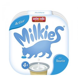 Animonda Milkies - Active - 4 cups