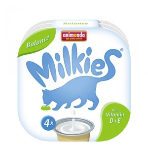 Animonda Milkies - Balance - 4 cups