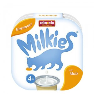Animonda Milkies - Harmony - 4 cups