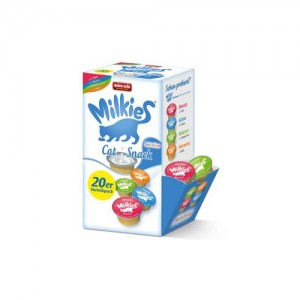 Animonda Milkies Mix van 4 smaken 20 cups
