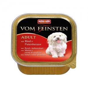Animonda Vom Feinsten Classic - rund/kalkoenhart 22x150 gr.