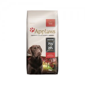 Applaws Dog - Adult Large Breed - Chicken - 15 kg