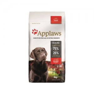 Applaws Dog - Adult Large Breed - Chicken - 2 kg