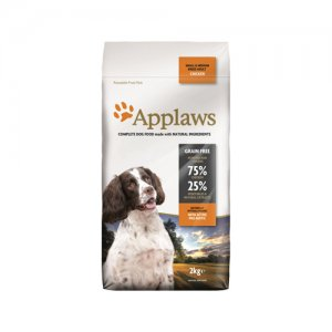 Applaws Dog - Adult Small & Medium - Chicken - 2 kg
