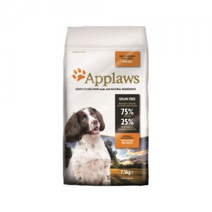 Applaws Dog - Adult Small & Medium - Chicken - 7,5 kg