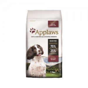 Applaws Dog - Adult Small & Medium - Chicken with Lamb - 7,5 kg